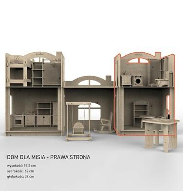 Endo - Dom dla Misia, prawa strona SMM026_1,3
