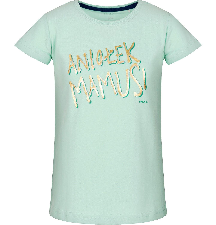 Endo - T-shirt z krótkim rękawem dla dziewczynki 3-8 lat D91G173_1