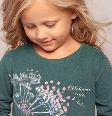 Bluzka z długim rękawem dla dziewczynki 3-8 lat D82G026_1