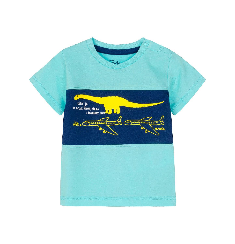 Endo - Bluzka dla dziecka 0-3 lata N91G008_2