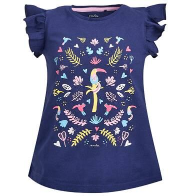 T-shirt dla dziewczynki 3-8 lat D81G091_1