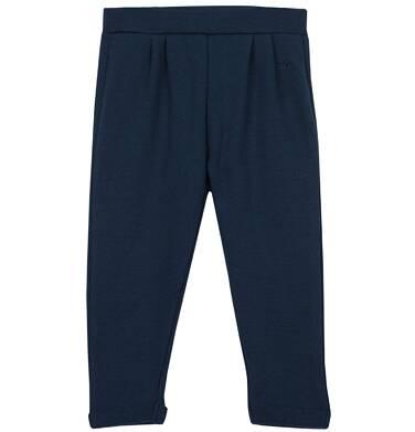 Endo - Spodnie dresowe z zakładkami dla niemowlaka N62K002_2