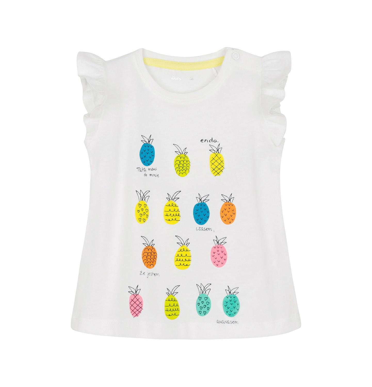Endo - Bluzka dla dziecka 0-3 lata N91G035_1