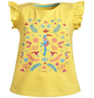 Endo - T-shirt z krótkim rękawem dla dziewczynki 3-8 lat D81G091_2