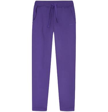 Endo - Ciepłe spodnie dresowe dla dziewczynki 3-8 lat D72K004_2