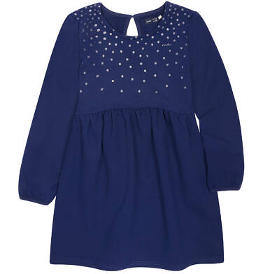 Endo - Sukienka z podwyższoną talią dla dziewczynki 3-8 lat D72H072_1