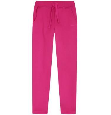 Endo - Ciepłe spodnie dresowe dla dziewczynki 3-8 lat D72K004_3