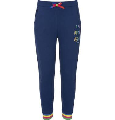 Spodnie dresowe dla dziewczynki 9-13 lat D91K501_1