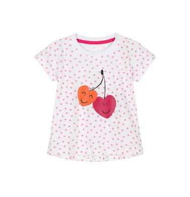 Bluzka dla dziecka 0-3 lata N91G043_1