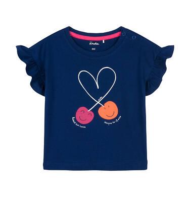 Bluzka dla dziecka 0-3 lata N91G044_1