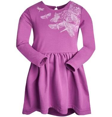Endo - Sukienka z podwyższoną talią dla dziewczynki 9-13 lat D72H566_1