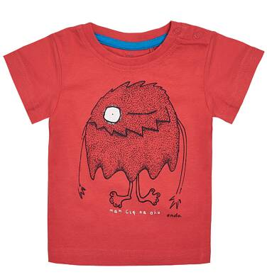 Endo - T-shirt dla dziecka 6-36 m-cy N81G006_1