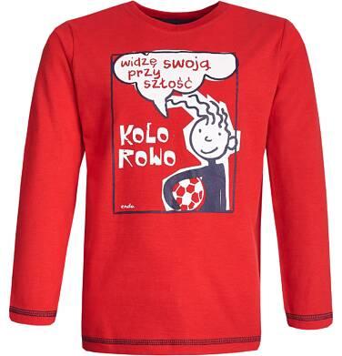 Endo - T-shirt z długim rękawem dla chłopca 9-13 lat C82G578_1