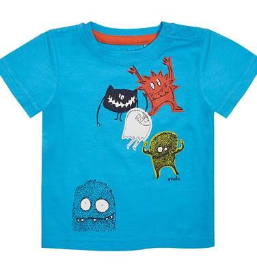 Endo - T-shirt z krótkim rękawem dla dziecka 3 -36 lata N81G007_1