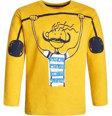 Endo - T-shirt z długim rękawem dla chłopca 9-13 lat C82G584_1