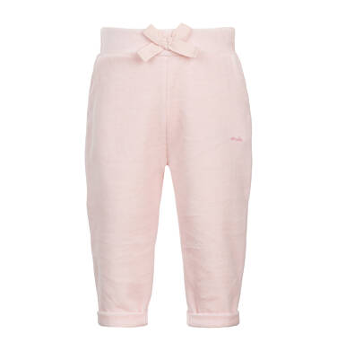 Endo - Spodnie welurowe dla niemowlaka N82K019_1