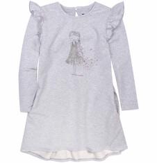 Endo - Sukienka z motylkami przy ramionach dla dziewczynki 9-13 lat D72H570_1