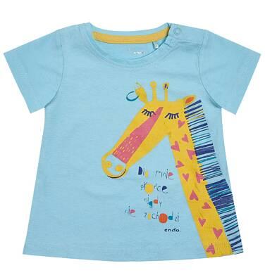 Endo - T-shirt z krótkim rękawem dla dziecka 3 -36 lata N81G028_1