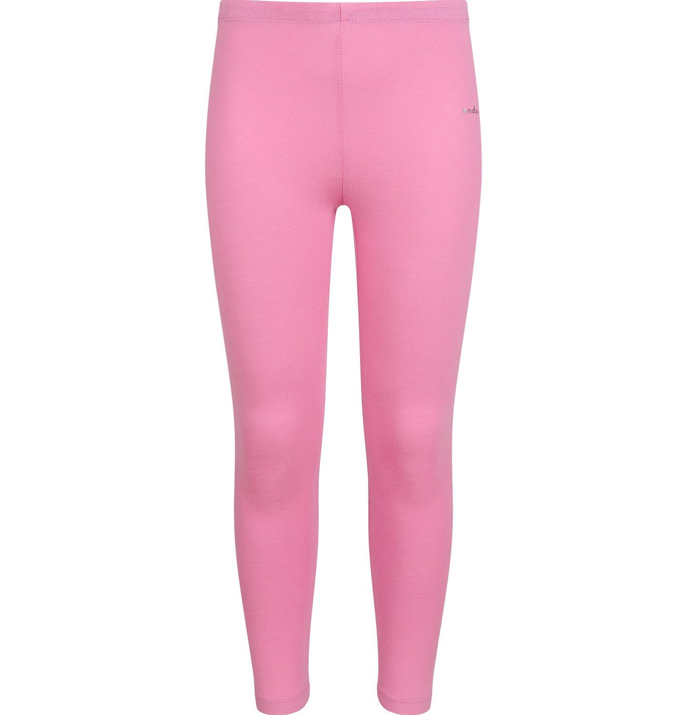Endo - Legginsy dla dziewczynki, różowe, 2-8 lat D03K066_2