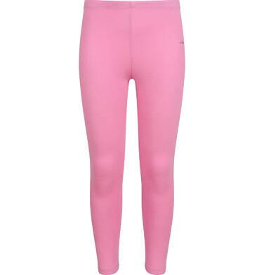 Endo - Legginsy dla dziewczynki, różowe, 2-8 lat D03K066_2 3