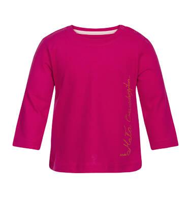 Endo - T-shirt z długim rękawem dla dziecka 0-3 lata N82G040_1