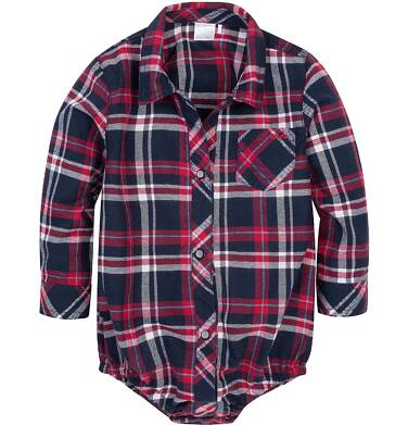 Endo - Koszula-body dla niemowlaka N62F001_1