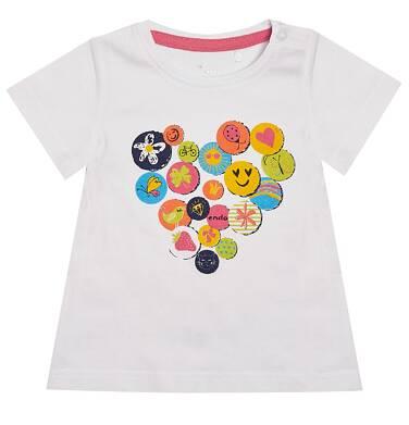 Endo - T-shirt dla dziecka 6-36 m-cy N81G032_1