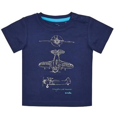 Endo - T-shirt z krótkim rękawem dla dziecka 3 -36 lata N81G040_1