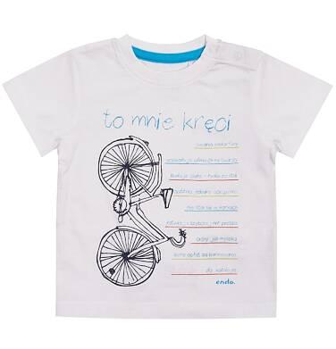 Endo - T-shirt dla dziecka 6-36 m-cy N81G041_1