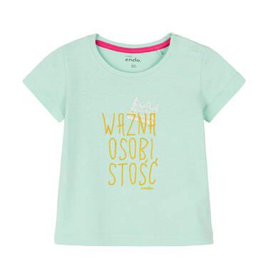 Endo - Bluzka dla dziecka 0-3 lata N91G136_1