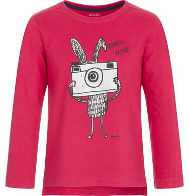 Endo - T-shirt z długim rękawem dla dziewczynki 9-13 lat D92G559_1