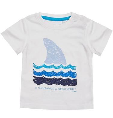 Endo - T-shirt z krótkim rękawem dla dziecka 3 -36 lata N81G044_1