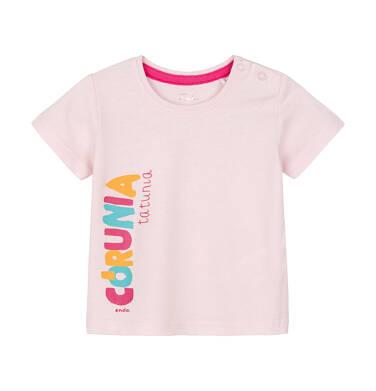Bluzka dla dziecka 0-3 lata N91G138_1