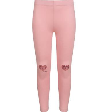 Endo - Tregginsy dla dziewczynki, różowe, 2-8 lat D03K075_1 6