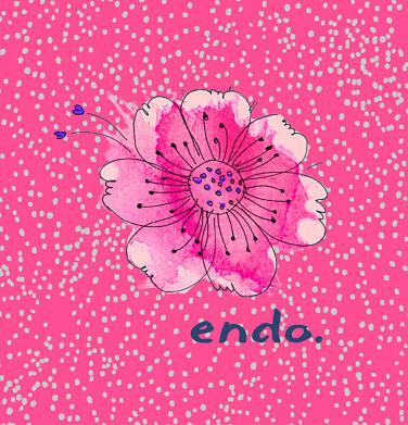 Endo - Kalosze dla dziewczynki D91O002_1