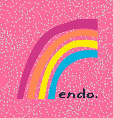 Endo - Kalosze dla dziewczynki D91O003_1