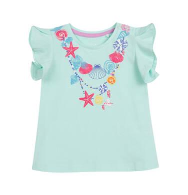 Endo - Bluzka dla dziecka do 2 lat, z morskim motywem, niebieska N03G054_1 15