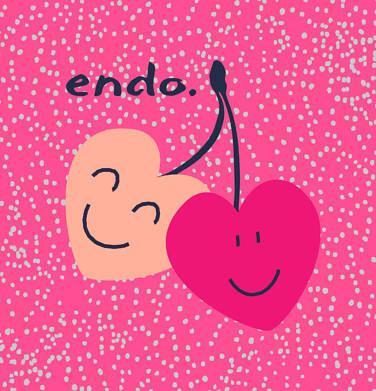 Endo - Kalosze dla dziewczynki D91O004_1