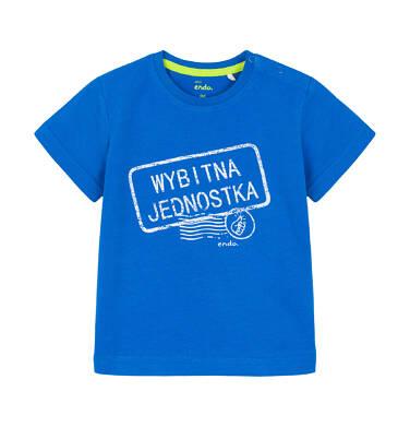 Endo - Bluzka dla dziecka 0-3 lata N91G143_1
