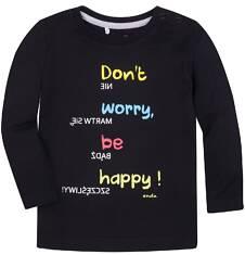 Lekko rozszerzana bluzka dla dziecka 2-4 lata N72G053_1