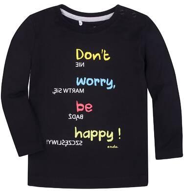 Endo - Lekko rozszerzana bluzka dla dziecka 2-4 lata N72G053_1