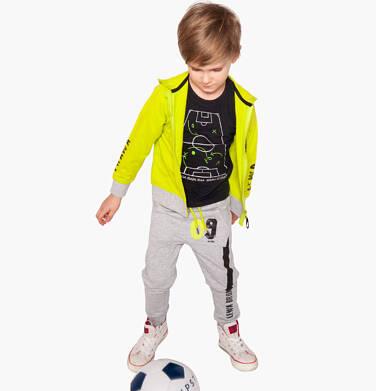 Endo - Bluza rozpinana z kapturem dla chłopca 3-8 lat C81C021_1