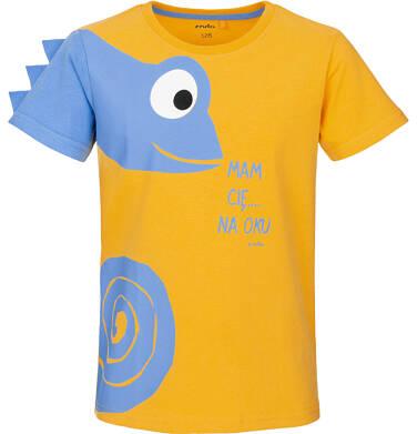 Endo - T-shirt z krótkim rękawem dla chłopca 3-8 lat C91G138_1