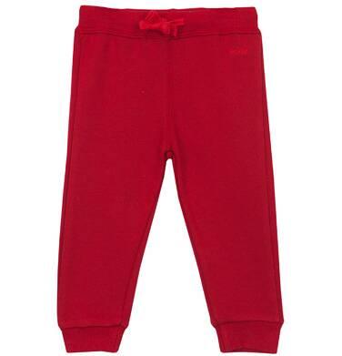 Endo - Spodnie dresowe ze ściagaczami dla niemowlaka N62K021_2