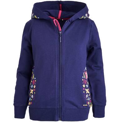 Endo - Rozpinana bluza z kapturem dla dziewczynki 9-13 lat D81C511_1