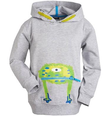 Endo - Bluza z kapturem dla chłopca 3-8 lat C81C011_1