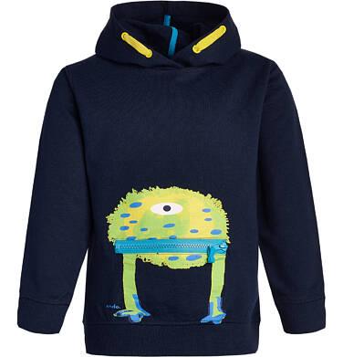 Endo - Bluza z katpurem dla chłopca 3-8 lat C81C011_2