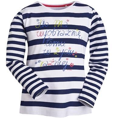 Endo - T-shirt z długim rękawem dla dziewczynki 9-13 lat D81G526_1