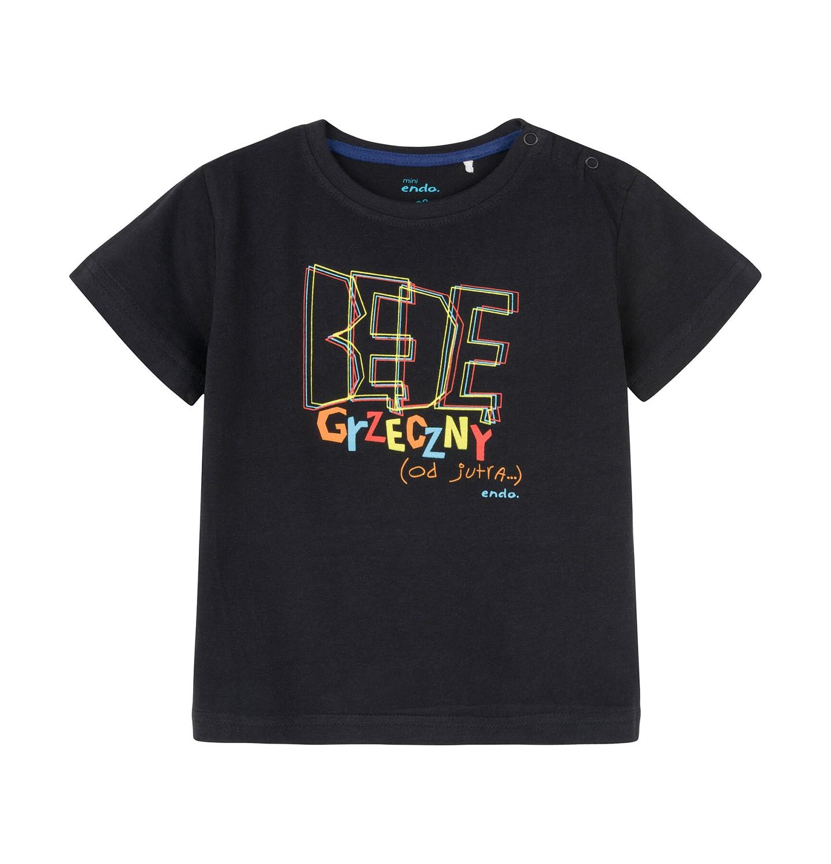 Endo - Bluzka dla dziecka 0-3 lata N91G157_1