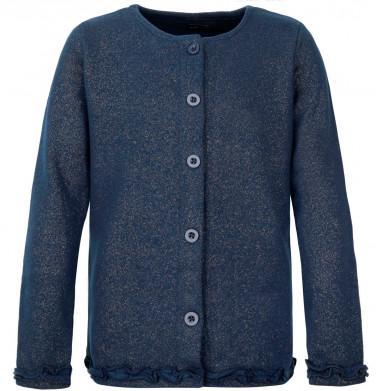 Bluza rozpinana dla dziewczynki 9-13 lat D82C508_1